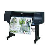 HP Designjet 4500 42 tum poster papper