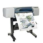 HP Designjet 500ps 24 tum fotopapper