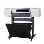 HP Designjet 510 24 tum fotopapper