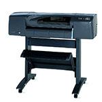 HP Designjet 800 24 tum fotopapper
