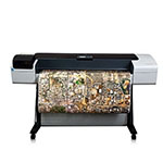 HP Designjet T1200 PS 44 tum fotopapper