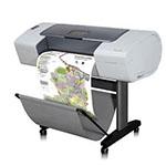 HP Designjet T610 24 tum fotopapper
