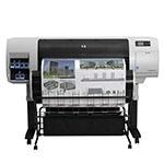 HP Designjet T7100 42 tum fotopapper