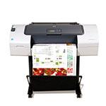HP Designjet T770 24 tum fotopapper