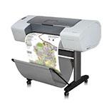 HP Designjet T790 24 tum fotopapper