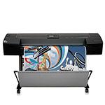 HP Designjet Z2100 44 tum fotopapper