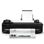 HP Designjet T120 24 tum fotopapper
