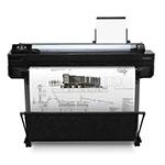 HP Designjet T520 24 tum fotopapper