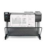 HP Designjet T830 36 tum fotopapper