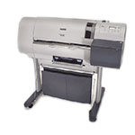 canon ImagePROGRAF W6200 24 tum poster papper
