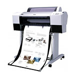 Epson Stylus Pro 7880 24 tum plotterpapper