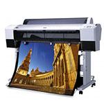Epson Stylus Pro 9450 44 tum poster papper