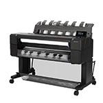 HP Designjet T1500 36 tum fotopapper