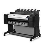 HP Designjet T2500 36 tum fotopapper
