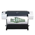 HP Designjet T620 44 tum poster papper