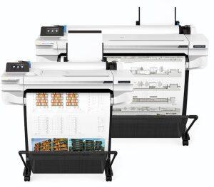 HP Designjet T525 24 tum självhäftande papper