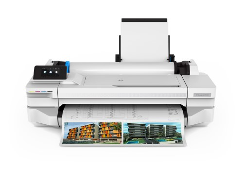 HP Designjet T125 24 tum plotterpapper
