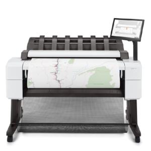 HP Designjet T2600ps dr 36 tum mfp fotopapper