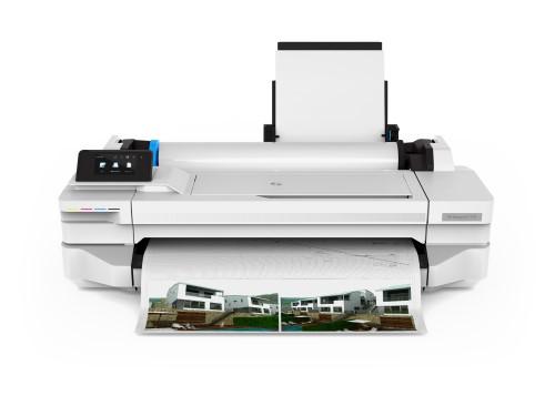 HP Designjet T130 24 tum plotterpapper