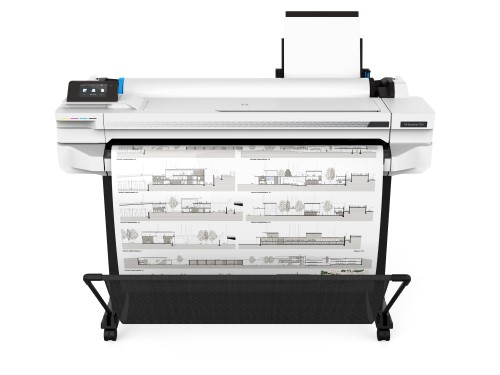 HP Designjet T530 36 tum poster papper