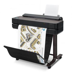 HP Designjet T650 24 tum fotopapper