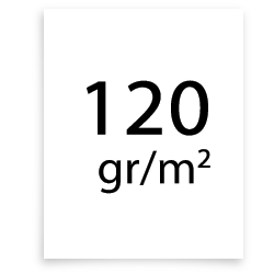 120 g/m2 plotterpapper